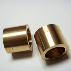 Fabricated High Quality Copper/Brass CNC Machining Parts pictures & photos