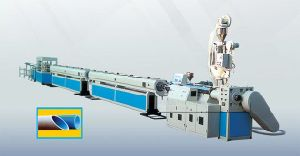 PP PE Pipe Extruding Production Line pictures & photos
