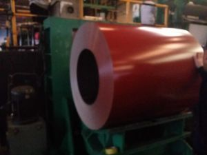 Colled Rolled Pre-Painted Galvanized Steel Coil for Building Material pictures & photos