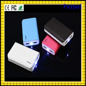 Best Quality Paypal Payment Safe 6000mAh Power Bank (GC-PB020) pictures & photos
