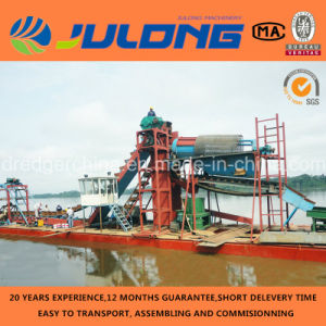 High Performance Gold Mining Dredger/Machinery for Sale