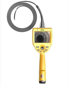 Industrial Video Endoscopes with 4-Way Tip Articulation, 5.0′′ LCD pictures & photos