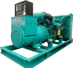 Gogool 50Hz Diesel Engine 300kw Silent Generator with Amf pictures & photos