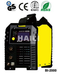 DC Digital MCU Inverter Pulse TIG 2 in 1 Welder (BI-2000)
