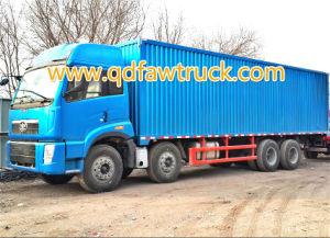 Hot Sale! 40 Tons Dry Van Truck pictures & photos