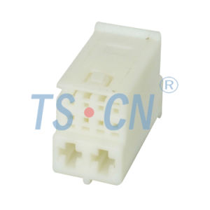 Benz 10pin Male Connector White for Car Audio a Entertainment System pictures & photos