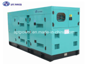 250kw Volvo Silent Diesel Generator Set with Soundproof Weatherproof pictures & photos
