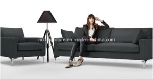 Modern Living Room European Fabric Seater Sofa pictures & photos