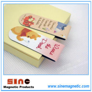 Beautiful Fashionable Handmade Magnetic Folding Bookmark with Co-Friendly and Non-Toxic pictures & photos