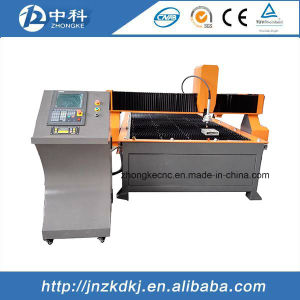 Metaing Cutting CNC Plasma Cutting Machine pictures & photos