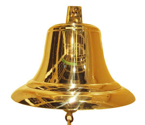 Brass Ship Bell with Polishing and Smooth Surface A8-S030