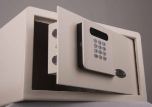 Digital Hotel Safe Box with Electronic Lock pictures & photos