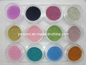 Nail Beauty Nail Art Caviar Manicure Mini Beads Set