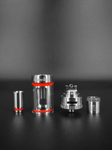 Electornic Cigarette Kanger Glass Tube Clearomizer Subtank Mini