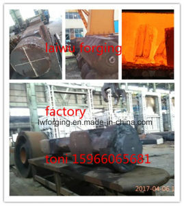 Main Device of Metallurgy Machine Forged Crankshaft Open Die Forging Process pictures & photos