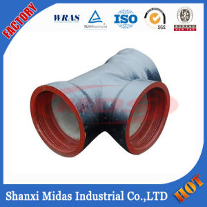 Ductile Iron Tyton Pipe Fitting, Ductile Iron En Standard Fitting, En598 Di Pipe Fitting pictures & photos