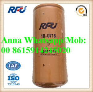 1r-1808 High Quality Oil Filter for Caterpillar (1R-1808) pictures & photos