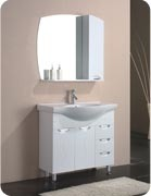 MDF Bathroom Cabinet with Middle East Style pictures & photos