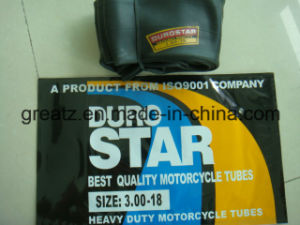 Cheap and High Quality 3.00-18 Butyl Motorcycle Inner Tubes for Motorcycle pictures & photos
