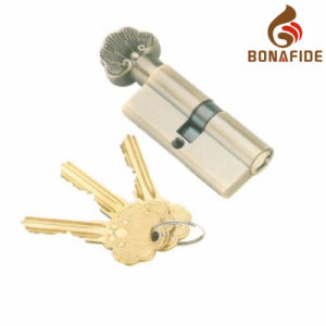 70mm Bathroom Cylinder Anti-Picking Cylinder Lock pictures & photos