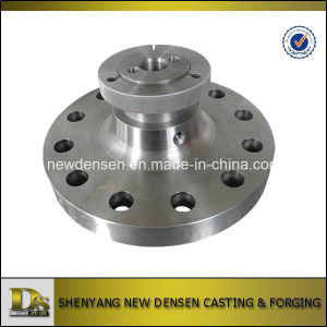 CNC Machining Steel Forging Part-Bonnet pictures & photos