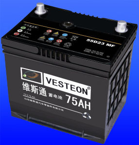 12V Lead Acid Maintance Free Mf Car Battery pictures & photos