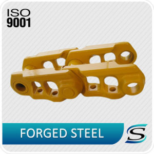 ISO Certification Excavator Undercarriage Parts Track Link Assembly pictures & photos