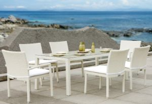 Plastic Rattan Furniture Prf-9116