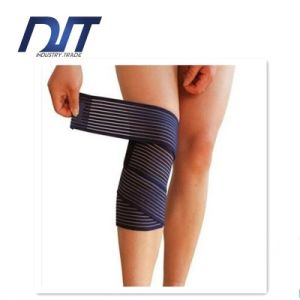 Wrap Leggings Adjustable Size Bandage Stretchable Adjustable Elastic Knee Set pictures & photos