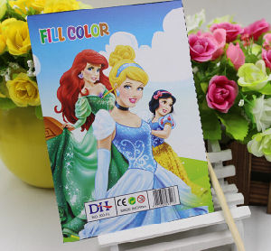 Customized Fill Color Cartoon Book pictures & photos