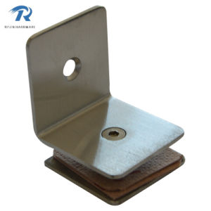 Square Partiting Hinge for Glass (RS1827)