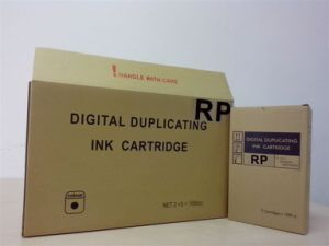 Compatible RP Digital Duplicator Ink Black pictures & photos