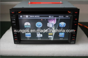 Isun 2 DIN 6.2 Inch 800*480 Digital Touch Screen Car Stereo GPS for Nissan Series with Digital Amplifier (TS6219)