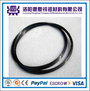 Export High Purity High Quality Tungsten Filament/ Tungsten Wire Dia0.06mm pictures & photos