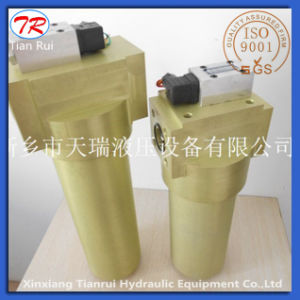 42 MPa High Pressure Aluminum Alloy Hydraulic in Line Oil Filter Housing Yph pictures & photos
