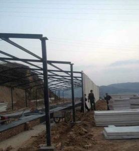 Cheap Prefab Steel Structure Chicken Farm/House Building pictures & photos