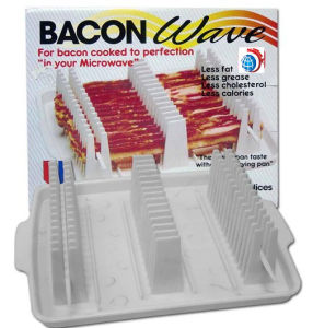 Bacon Wave, Microwave Bacon Tray, Roaster (TV188) pictures & photos