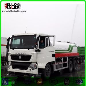 20000 Liters Fuel Tank Truck for Sale pictures & photos