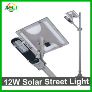 Good Quality Outdoor 12W Solar LED Street Light for Garden/New Countryside pictures & photos