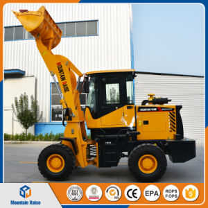Ce Approved 1.5ton Zl15 Zl920 Mini Front End Wheel Loader (915) pictures & photos