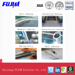 Mitsubishi Quality Escalator From China Manufacturer with Competitive Price pictures & photos