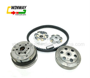 48 Cc Scooter Gy6 Clutch Driven Wheel Assembly Pulley pictures & photos