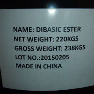 Dibasic Ester (DBE) (95481-62-2) Dbe Solvent pictures & photos