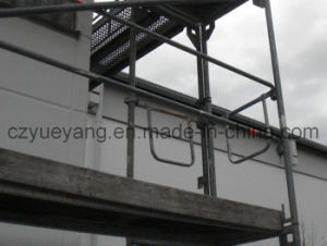 Steel Layher Speedy Facade Scaffolding for Easy Set up pictures & photos