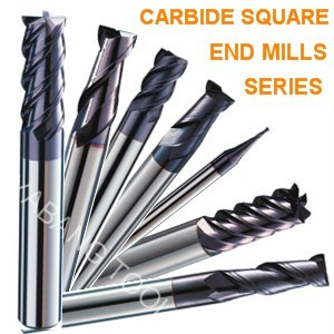 Solid Carbide End Mills (D1~D25mm) pictures & photos