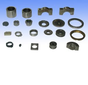 Powder Metallurgical Structural Part with ISO Certification pictures & photos