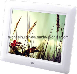 8inch TFT LCD Promotion Gift Adertisement Digital Photo Frame (HB-DPF801) pictures & photos