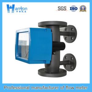 High Precision Metal Tube Liquid Flowmeter Ht-195 pictures & photos