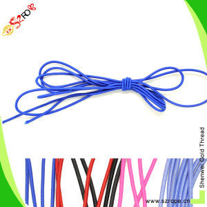 2014 Hot Selling 2.5mm Colorful Elastic Cord