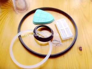 Custom Sanitary Silicone Rubber Gasket pictures & photos